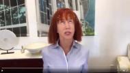 Komikerin Kathy Griffin entschuldigt sich