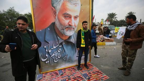 Iran droht nach Tötung von General mit Vergeltung