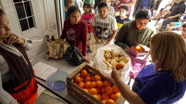 Inflation in Argentinien bei fast 50 Prozent
