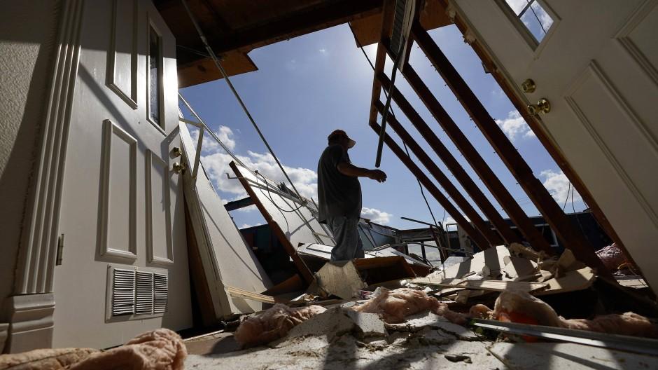 Hurrikan Laura verwüstet Louisiana und Texas