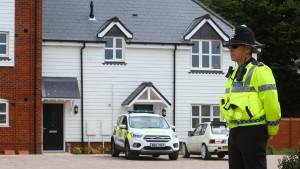 """Britische Terrorabwehr ermittelt nach Kontakt mit """"unbekannter Substanz"""""""