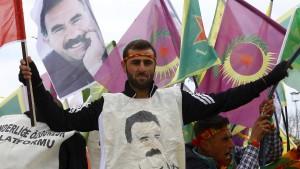 PKK-Chef Öcalan ruft aus dem Gefängnis zum Frieden auf