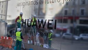 Immer mehr Unternehmen beenden Zusammenarbeit mit Huawei