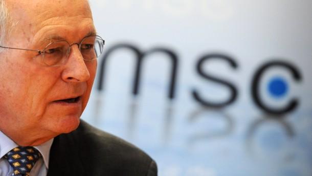 Pressekonferenz zur Münchner Sicherheitskonferenz