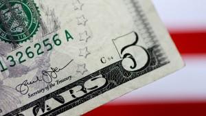 Wie Dollarscheine hergestellt werden