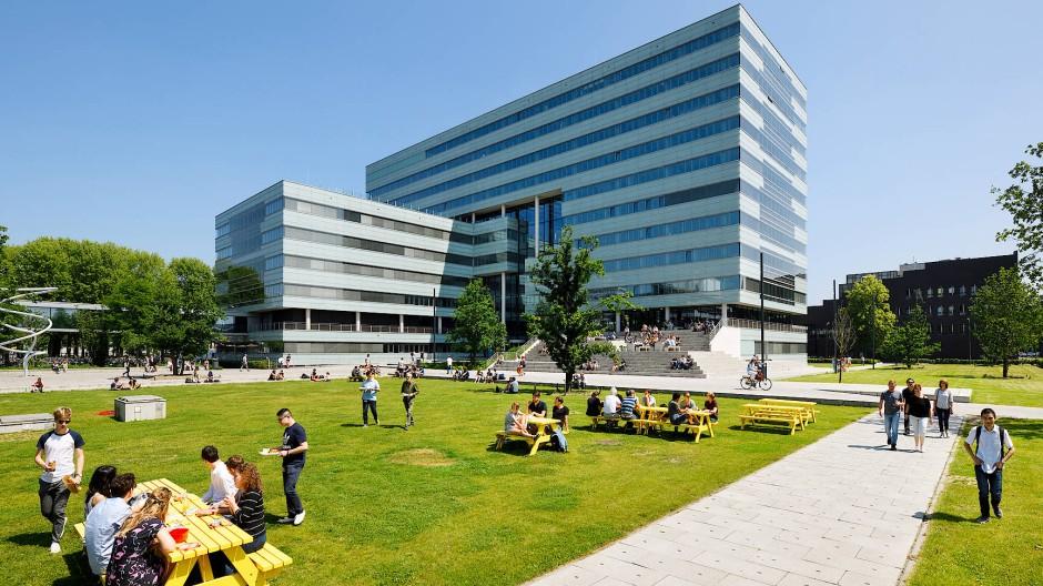Der Campus der TU Eindhoven