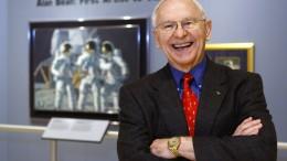 Der vierte Mensch auf dem Mond ist tot
