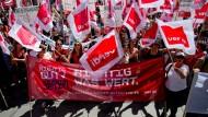 Verdi stellt Ende des Kita-Streiks in Aussicht