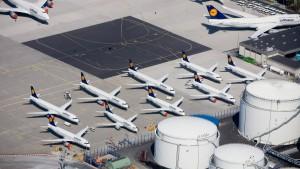 Bund und Luftfahrtbranche einigen sich auf Fahrplan
