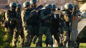 Steinmeier warnt vor Ausweitung der Krim-Krise