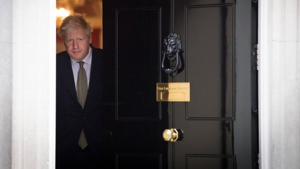 Johnson kommt nach Brüssel