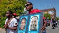 Polizist nach tödlichen Schüssen auf Schwarze freigesprochen