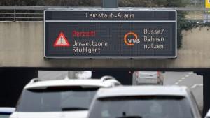Kommt bald das Fahrverbot für Dieselfahrzeuge?