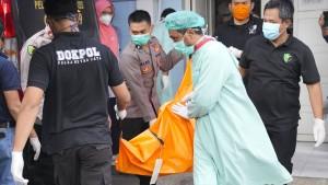 41 Häftlinge bei Brand in indonesischem Gefängnis gestorben