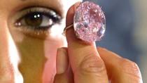 """Schön anzusehen: Diamanten wie der """"Pink Star"""""""