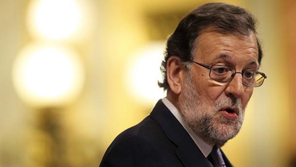 Rajoy im ersten Anlauf gescheitert