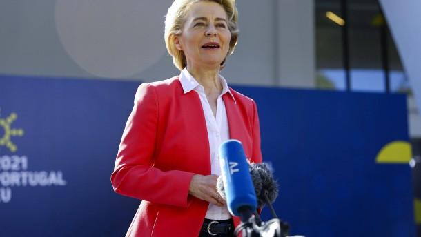 EU kauft bis zu 1,8 Milliarden weitere Biontech-Impfdosen