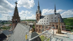 Prunkstück spätgotischer Kirchenbaukunst