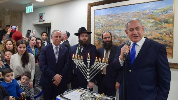 Netanjahu beantragt Immunität gegen Strafverfolgung