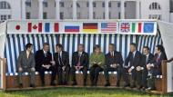 Merkel übertrifft sie fast alle