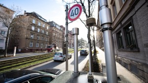 Zonale Fahrverbote sollen kommen