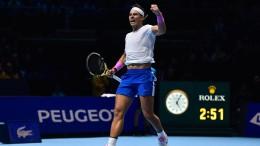 Nadal wahrt Chance auf Halbfinale