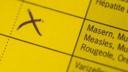 Große Koalition prüft bundesweite Impfpflicht für Kinder