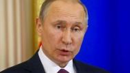 Putin: Trump wurde bei Moskau-Besuch nicht ausspioniert