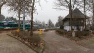 Baugebiet: An der Nassauer Straße in Oberursel sollen neue Wohnungen entstehen.