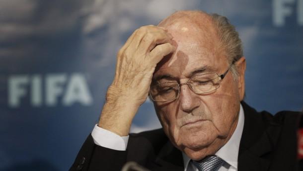 Ethik-Kommission fordert Blatters Suspendierung