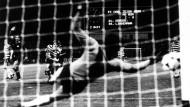 Goldene Oktober-Nacht: Anno 1980 schlägt Carl Zeiss Jena den AS Rom mit 4:0.