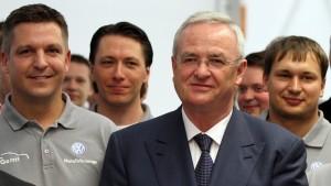 VW will Vorstandsbezüge begrenzen