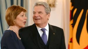 Keine Ehe mit Joachim Gauck
