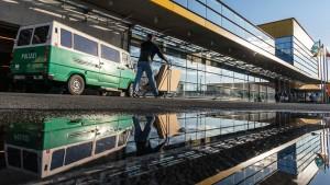 Überfall auf Frankfurter Ikea war professionelle Tat