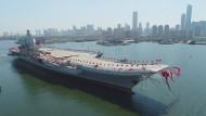 Chinas Ambitionen auf den Weltmeeren