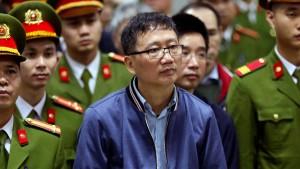 In Berlin entführter Vietnamese zieht Berufung zurück
