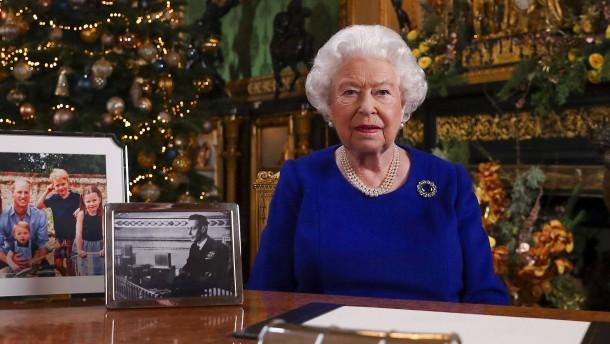 Holpriges Jahr für die Royals