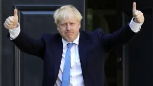 """""""Großbritannien zum großartigsten Land der Erde machen"""""""
