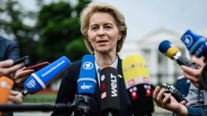 CDU versammelt sich hinter Merkel