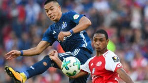 Hamburger SV rutscht weiter ab