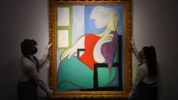 Picasso-Bild für 103,4 Millionen Dollar versteigert