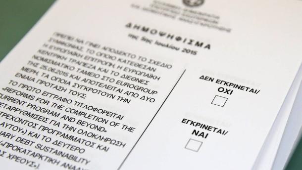 """""""Das Referendum sorgt für völlige Verwirrung"""""""