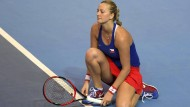 Kvitova fällt nach Attacke halbes Jahr aus