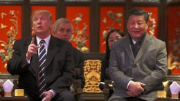 Trump fordert von China mehr Druck auf Nordkorea
