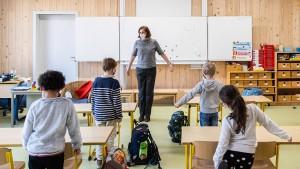 Schüler eher kein Treiber der Pandemie