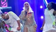"""""""Mein Erfolg hat sehr viel mit Glück zu tun"""", sagte Cher bei ihrer Dankesrede."""