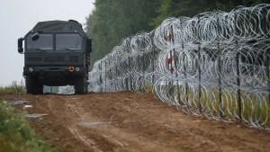 Polen setzt auf Abschottung