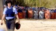Attentäter planten Anschläge mit 120 Gasflaschen