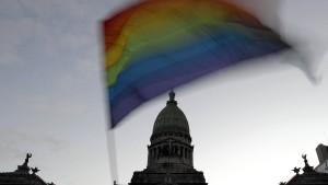 Homo-Ehe in ganz Lateinamerika
