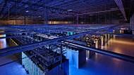 Google-Datencenter im finnischen Hamina